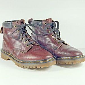 Doc Marten Original Hi Top Boots Padded Collar